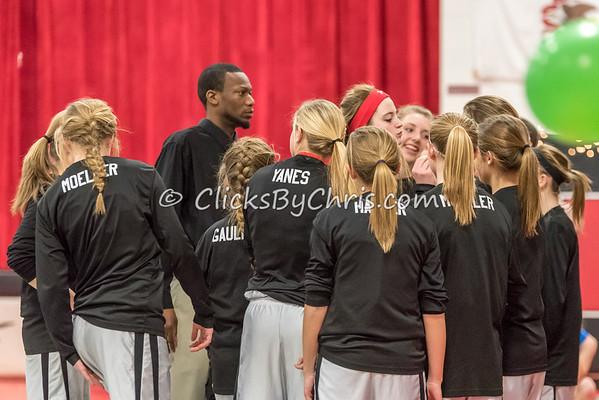 Basketball Girls 7-8 Montmorency vs Dixon Catholic - Thursday, Feb. 12, 2015 - Frame: 5775