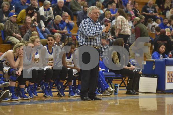 Brownsboro v. Canton Basketball