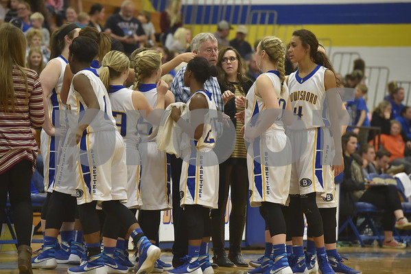 Brownsboro v. Canton Basketball