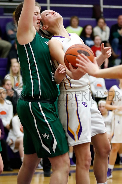 West Perry vs. Lancaster Catholic Girls District Basketball