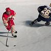 NCAA Men's Ice Hockey: Feb 17 Notre Dame v Miami Officemax Hockey City Classic