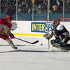 NCAA Men's Ice Hockey: Feb 17 Notre Dame v Miami Officemax Hockey City Classic