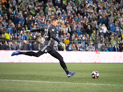 SOCCER: MAR 02 MLS - FC Cincinnati at Seattle Sounders FC