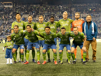 SOCCER: MAR 09 MLS - Colorado Rapids at Seattle Sounders FC