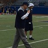 Mark Podolski - The News-Herald<br /> Coach Rick Finotti during John Carroll's first day of spring practice on March 26.