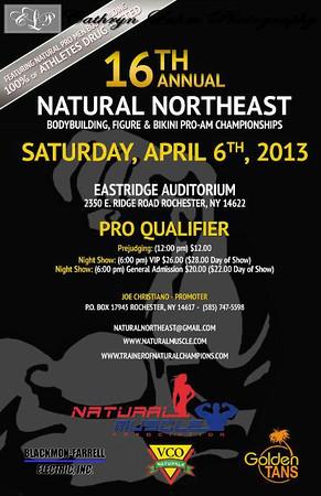 04-06-2013 - 16th Annual Natural Northeast Bodybuilding, Figure & Bikini PRO-AM Championships