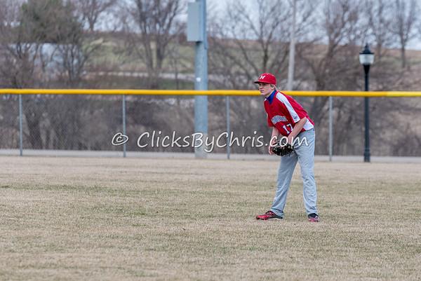 JV Baseball Morrison vs Oregon - Monday, April 6, 2015 - Frame: 3226