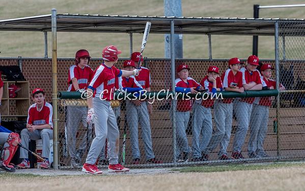 JV Baseball Morrison vs Oregon - Monday, April 6, 2015 - Frame: 3249