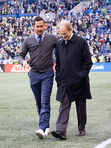 SOCCER: APR 06 MLS - Real Salt Lake at Seattle Sounders FC