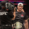 Tim Phillis - The News-Herald<br /> Action from UFC 211 on May 13 in Dallas.