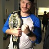 (Mark Podolski - News-Herald) Stipe Miocic, the UFC heavweight champion.