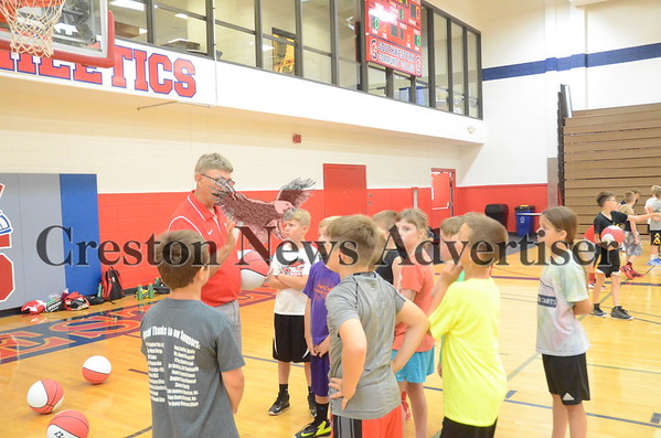 06-13 SWCC Basketball camp