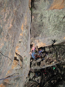 Cath on Decree Nisi(16), Balck Ians Rocks