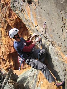 James on Raver Girl (20) at Red Rocks