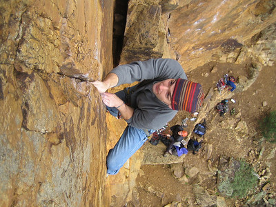 Mark K on HAdrian Direct (20), Werribee Gourge