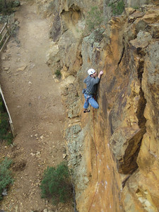 Mark K on French Revolution (21), Werribee Gourge