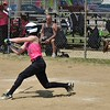 Paul DiCicco - The News-Herald<br /> An Explosive hitter prepares to hit the ball.  Explosive had a couple of big innings and held on to win, 8-7 over Strike Force, from Erie, PA.  Both teams competed in the Willoughby Starzz Invitational on June 10 at Daniels Park.