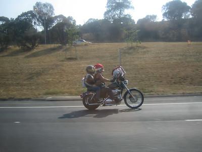 santa?????? biker style