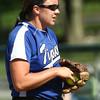 5-23-12<br /> Softball Sectional Tipton Vs Elwood HS<br /> Tipton's Shelby Hursh pitching.<br /> KT photo | Tim Bath