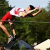5-17-12<br /> Boys Track Sectionals at KHS<br /> Boys Waylon Coulter in High jump<br /> KT photo | Tim Bath