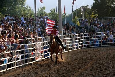 062808 Riverton Utah rodeo