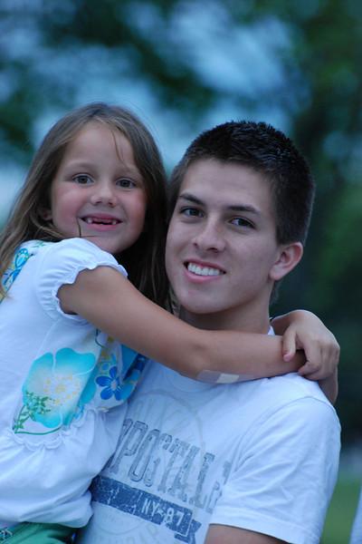 Luke and Lydia