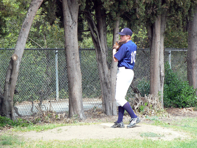Pitching Clinic #1