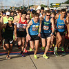 Michael Johnson - The News-Herald<br /> Runners take off at the starting line during 40th Johnnycake Jog on July 10, 2016.