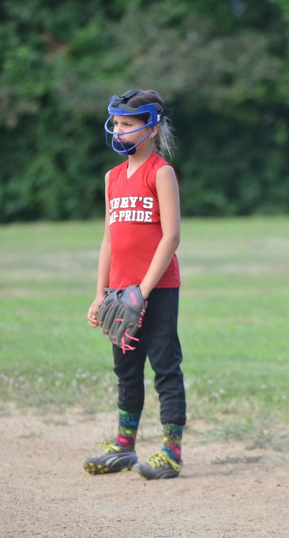 . Paul DiCicco - The News-Herald Photos from the Jerry\'s Dari Pride vs. Eat\'n Park game in the Willoughby Baseball League on July 12, 2018.