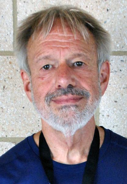 Jon Behm - The Morning Journal<br> Men's 65-69 age group winner, Kurt Schmelzer.
