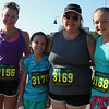 Randy Meyers - The Morning Journal<br /> Avon residents Jennifer McPherson, Carolina Reed, Melinda Reed and Savannah Reed are ready for the Journal Jog 5k on July 30.
