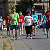 Jon Behm - The Morning Journal<br> Walkers enjoy a leisurely stroll during the eighth annual Journal Jog on July 30.