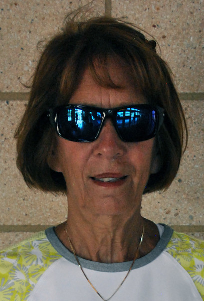 Jon Behm - The Morning Journal<br> Women's 70-and-over age group winner, Jeanna Sikorski.