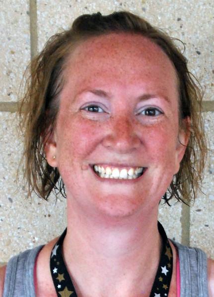 Jon Behm - The Morning Journal<br> Women's 35-39 age group winner, Erin Katricak.