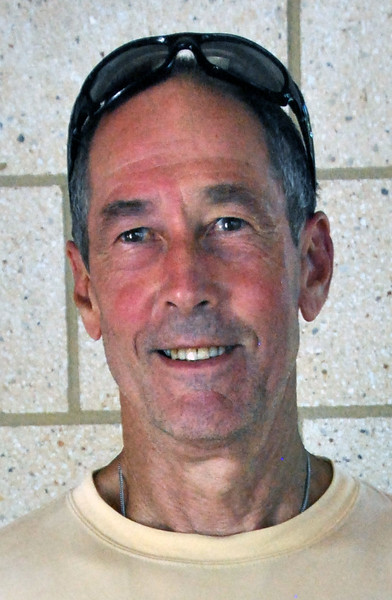 Jon Behm - The Morning Journal<br> Men's 70-and-over age group winner, Peter Hastings.