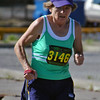 Jon Behm - The Morning Journal<br> Danuta Kubelik, of Vermilion, won the women's 65-69 age group at the eighth annual Journal Jog on July 30 with a time of 36:13.7.