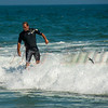 08/05/2014 Surfing at Smith Point Outer Beach