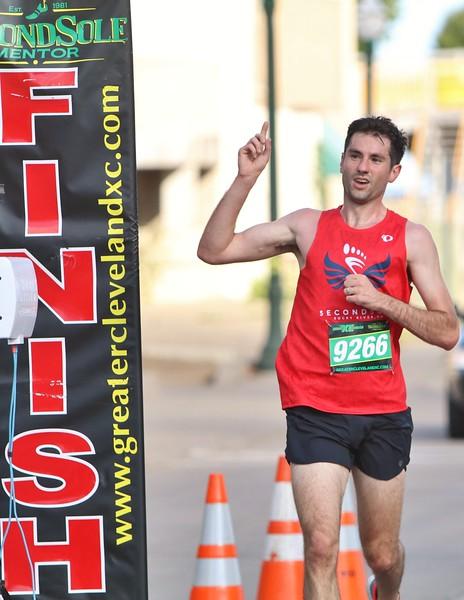 Runner #9266 1st place over all (9713)