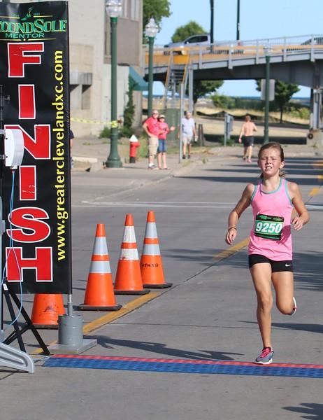 Runner #9250 1st overall womens