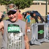 Eddie Hendershot finishes Sundays Journal Jog with a smile. (0486)