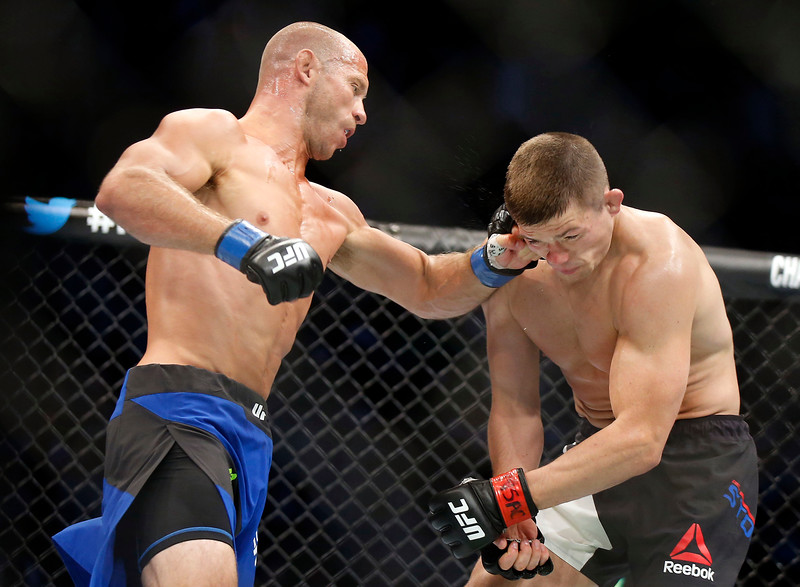 UFC 202 Mixed Martial Arts