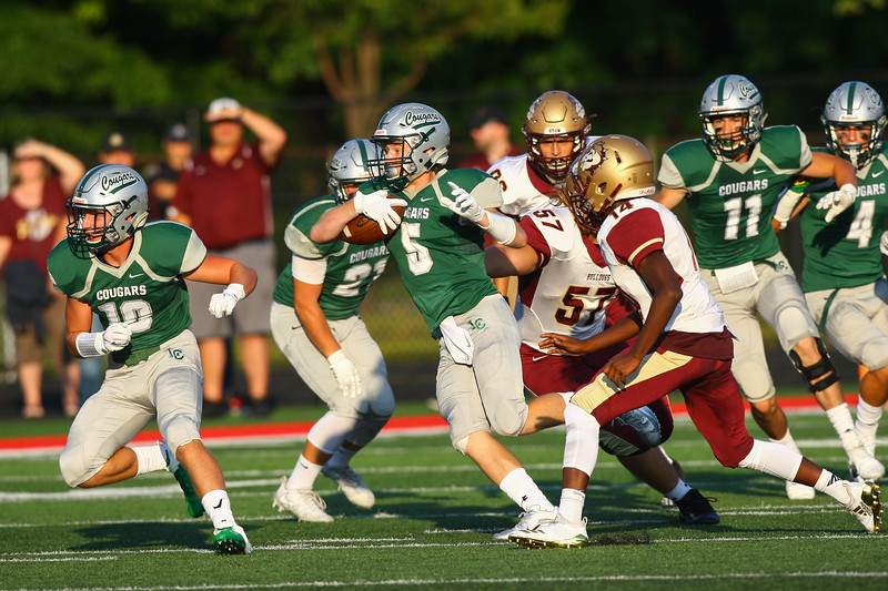 2018 - Football - Stow at Lake Catholic