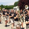Mark Podolski - The News-Herald<br /> The Eastlake North band at the Willowick Parade June 5.