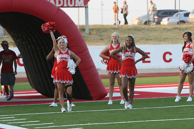 09-02-11 Football-Groesbeck HS vs. Robinson HS