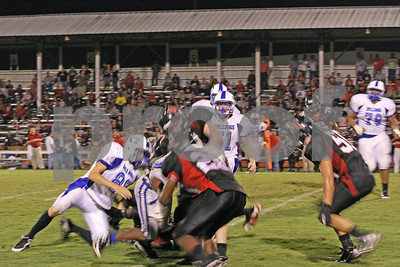 09-11-09 Football-Mexia HS vs.Crockett HS