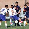Garden Spot vs. Lebanon Boys soccer