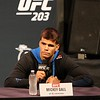 Tim Phillis - The News-Herald<br /> Mickey Gall at a UFC 203 news conference Sept. 8 at Quicken Loans Arena.