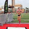 Coleen Moskowitz - The News-Herald<br /> Jessica Ordocic, women's winner, third overall.