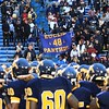 Tim Phillis - The News-Herald<br /> Fans honor late Euclid football player Andre Jackson.