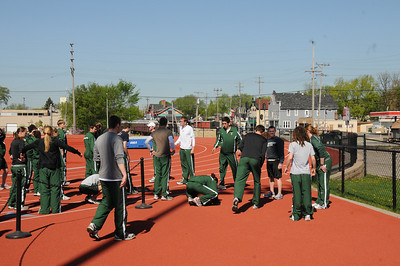 1 May 2010 Private College Meet Carroll University